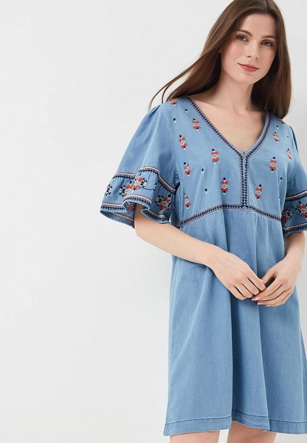 Платье Pepe Jeans Pepe Jeans PE299EWZGW34 pepe jeans платье pepe jeans pl951690 0aa