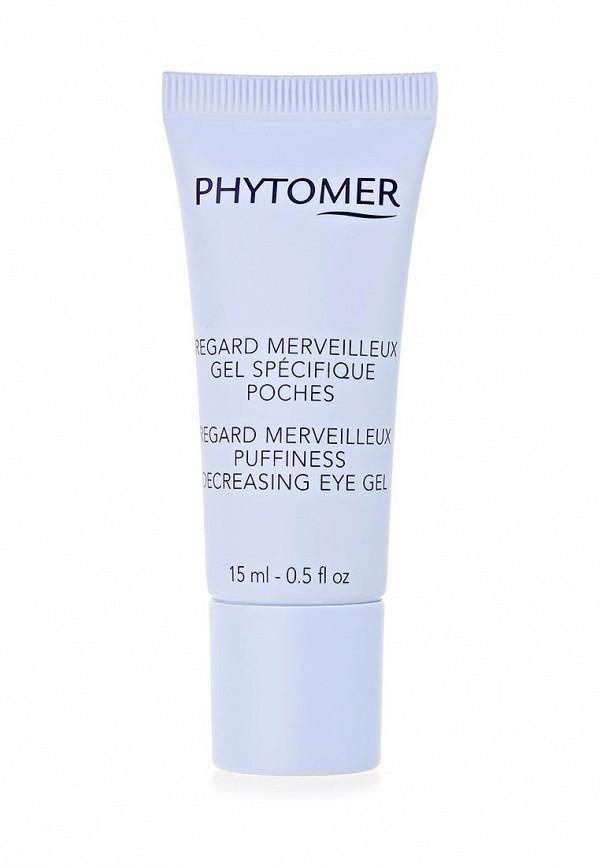 Уход за кожей вокруг глаз Phytomer. Цвет: прозрачный