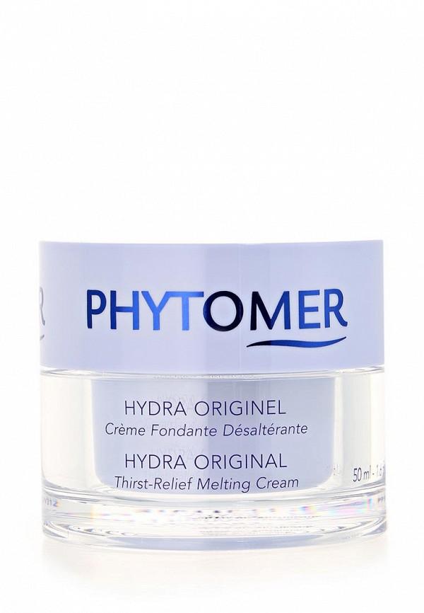 Увлажнение Phytomer. Цвет: белый