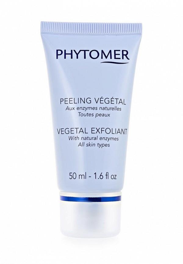 Скраб для лица Phytomer. Цвет: прозрачный