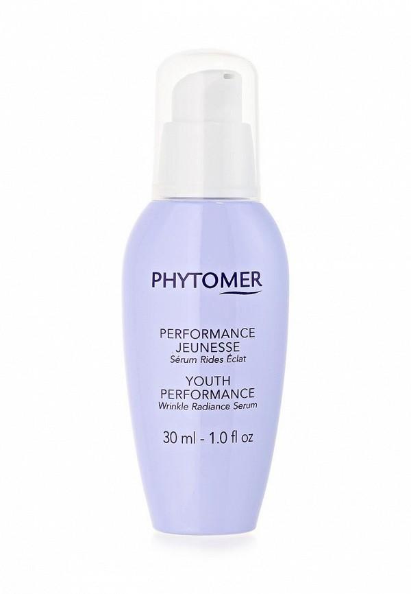 Сыворотка против морщин Phytomer. Цвет: прозрачный