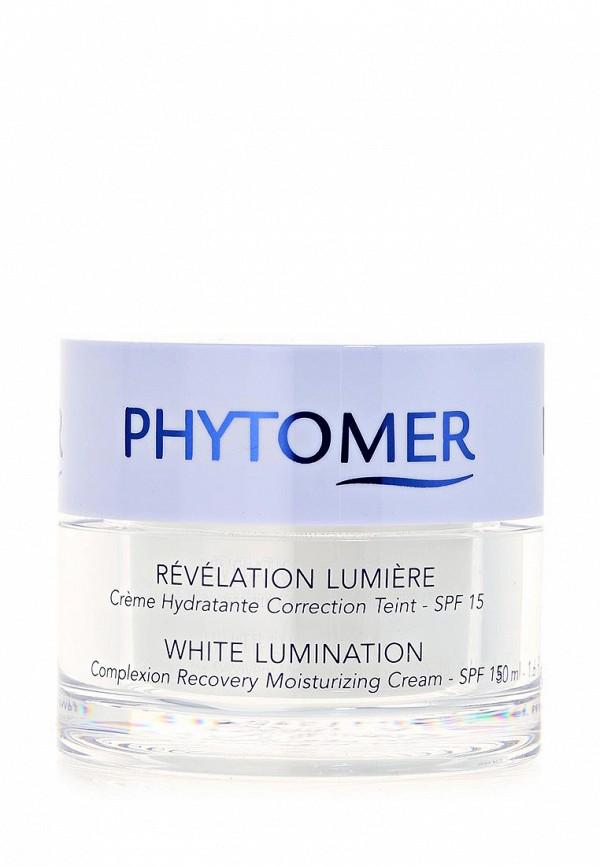 Увлажняющий крем Phytomer. Цвет: прозрачный