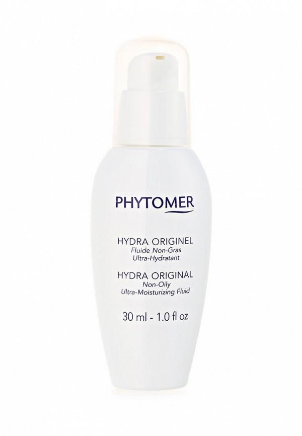 Увлажняющий флюид Phytomer. Цвет: прозрачный