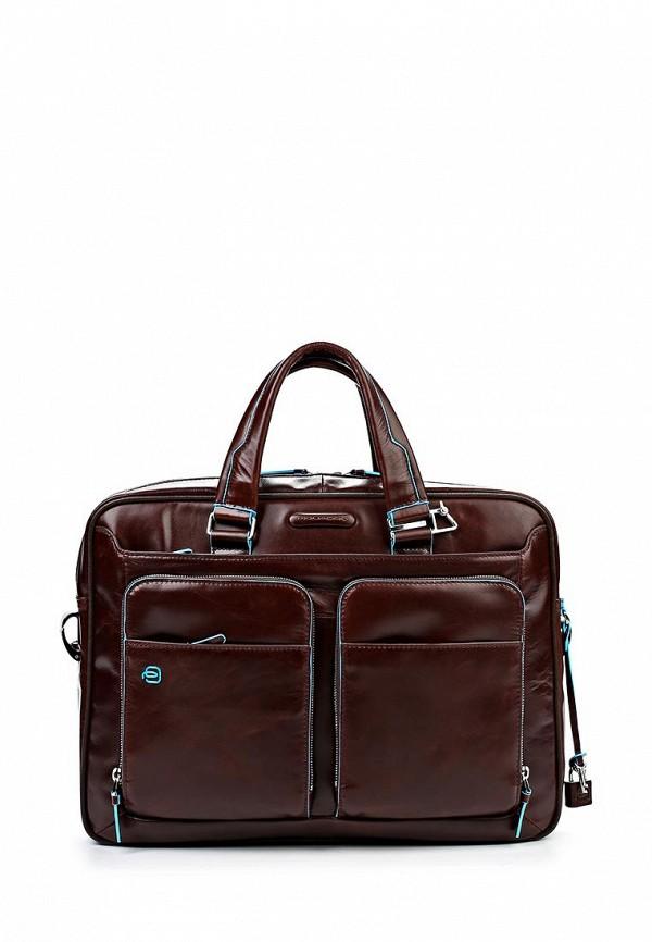 e1d11840f9da Кожаная сумка мужская Piquadro (Пиквадро) CA2849B2/MO купить за ...