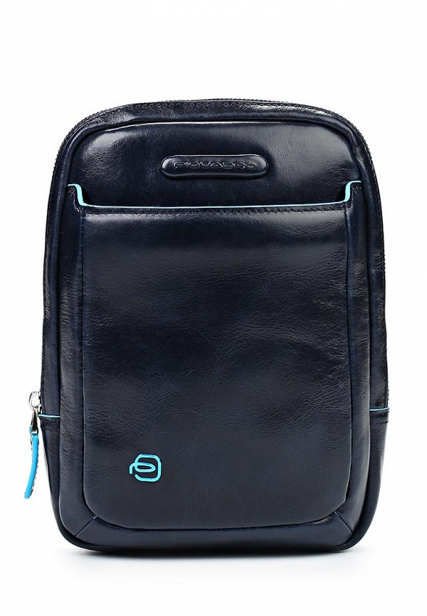 Кожаная сумка Piquadro CA3084B2/BLU2