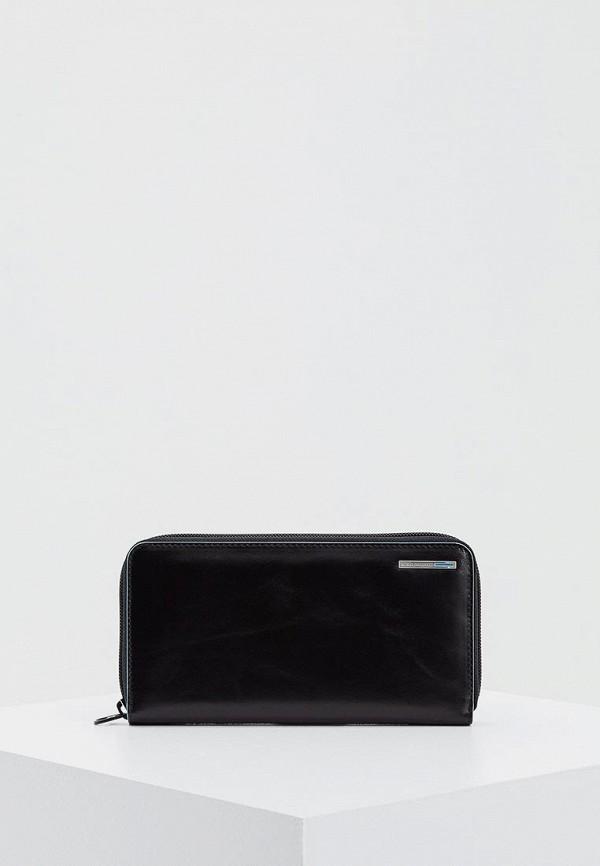 Портмоне Piquadro Piquadro PI016BMKFK41 сумка piquadro черный