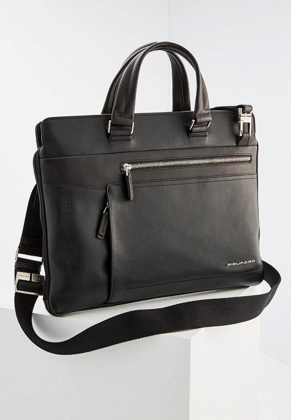 Сумка Piquadro Piquadro PI016BMSKQ78 сумка piquadro черный