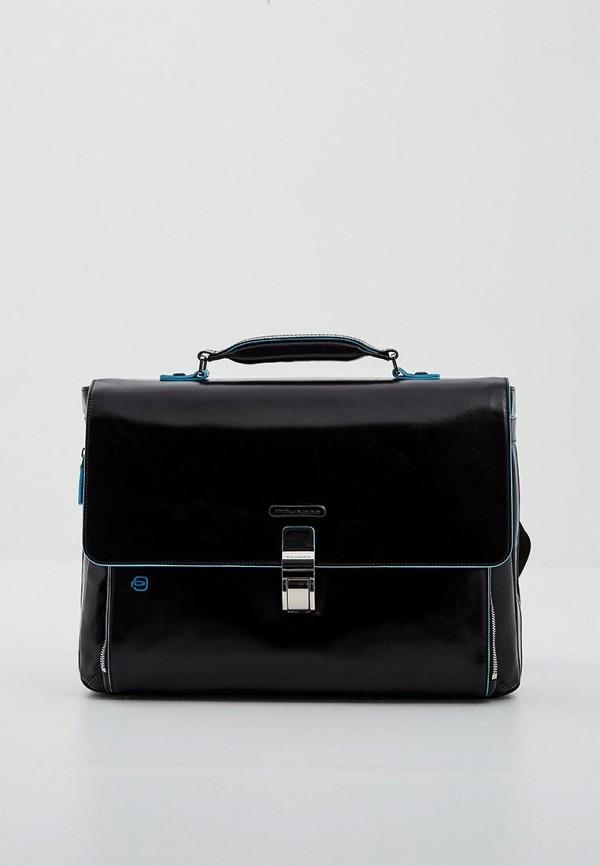 Портфель Piquadro Piquadro PI016BMSKR21 сумка piquadro черный