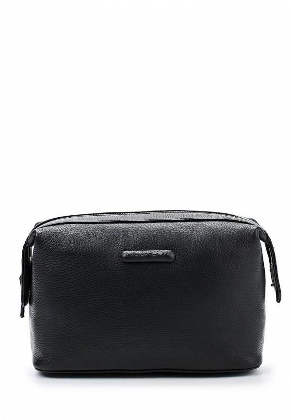 Косметичка Piquadro Piquadro PI016BMUXA27 сумка piquadro черный