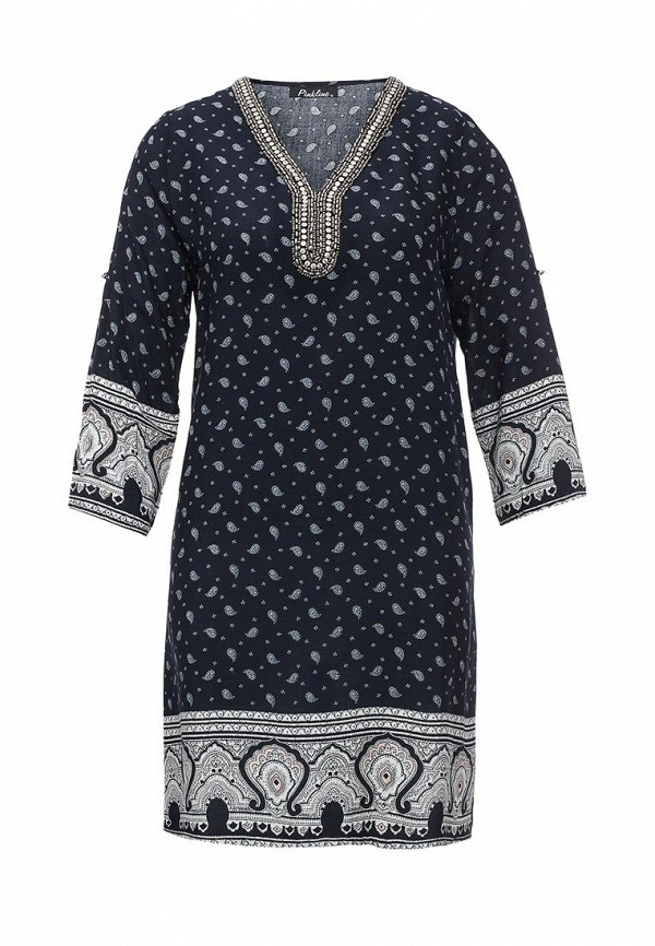 Платье-миди Pinkline R5-YY017