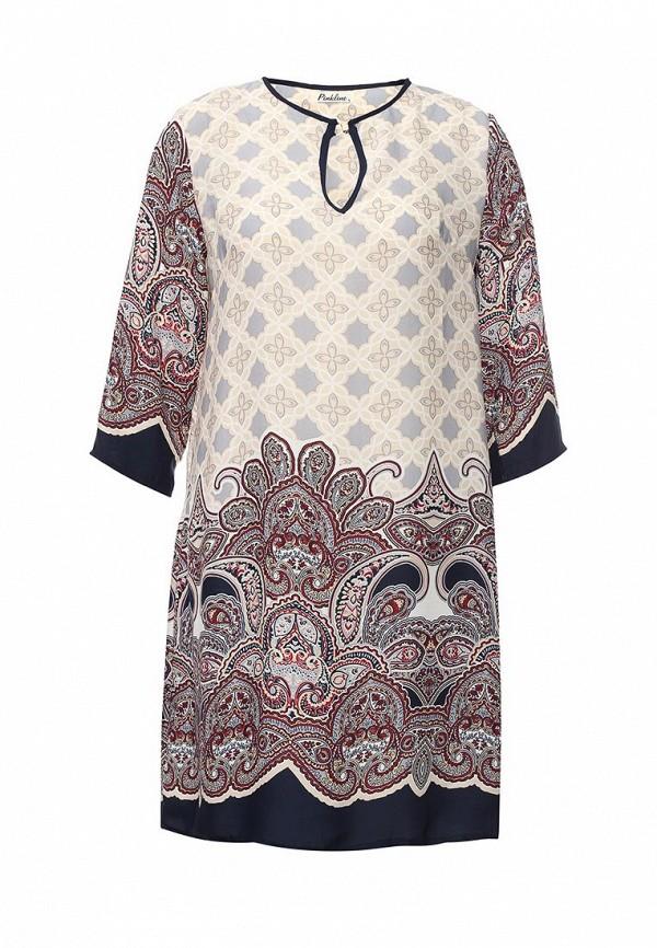 Платье-миди Pinkline GMM-8111