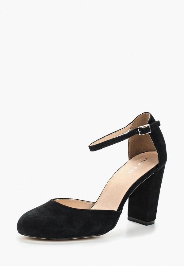 Купить Туфли Pier One, PI021AWUYI57, черный, Весна-лето 2018