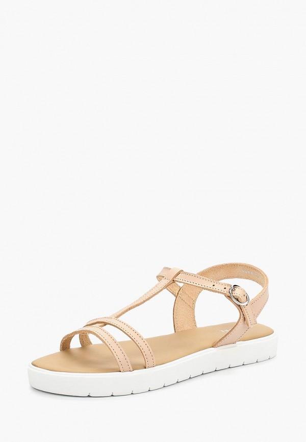 Купить Сандалии Pier One, PI021AWZYL37, розовый, Весна-лето 2018