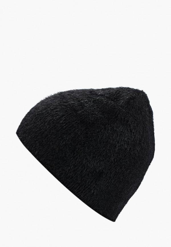 Фото - женскую шапку Piazza Italia черного цвета