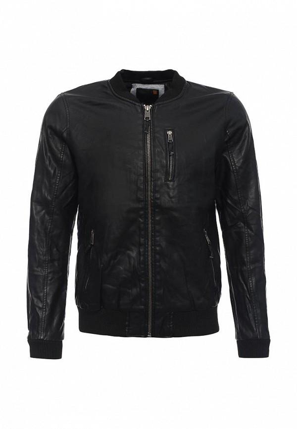 Кожаная куртка Piazza Italia 83701