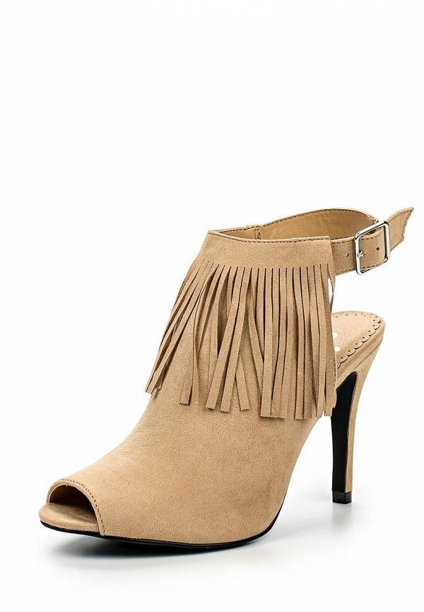 Босоножки на каблуке Pieces 17075128