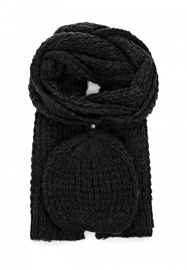 Комплект шапка и шарф Pieces 17079651