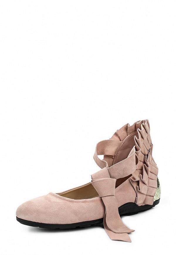 Туфли на плоской подошве Pinko (Пинко) 1H2094-Y38Y