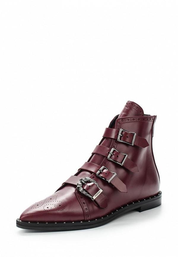 где купить Ботинки Pinko Pinko PI754AWUYQ30 по лучшей цене