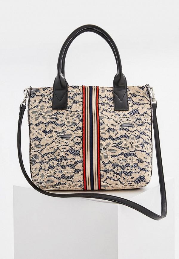 ae99cbd0ca34 Женские мягкие сумки бежевого цвета Pinko купить онлайн в интернет ...