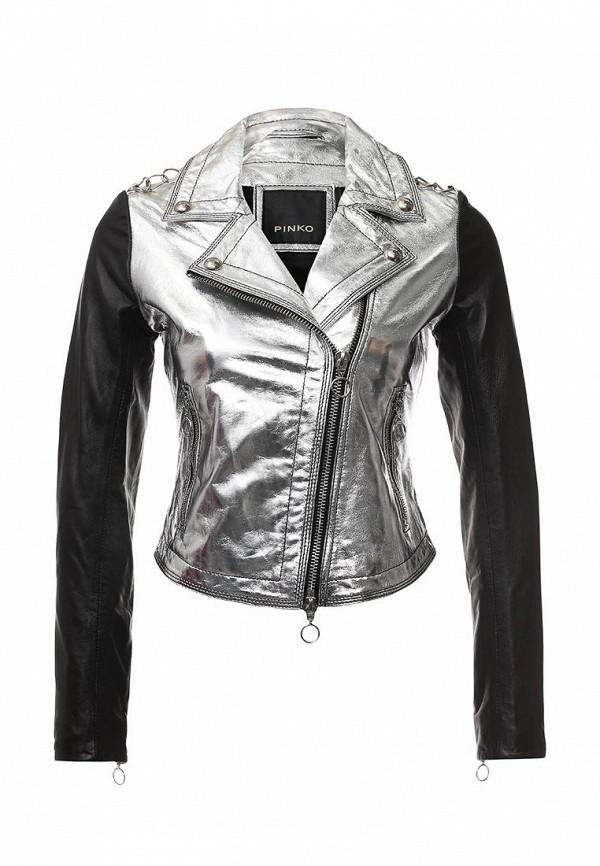 Куртка кожаная Pinko 1B122F-Y2SM
