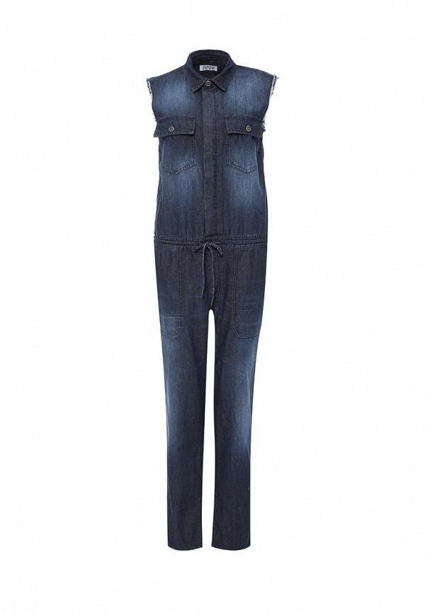 Фото Комбинезон джинсовый Pinko. Купить с доставкой