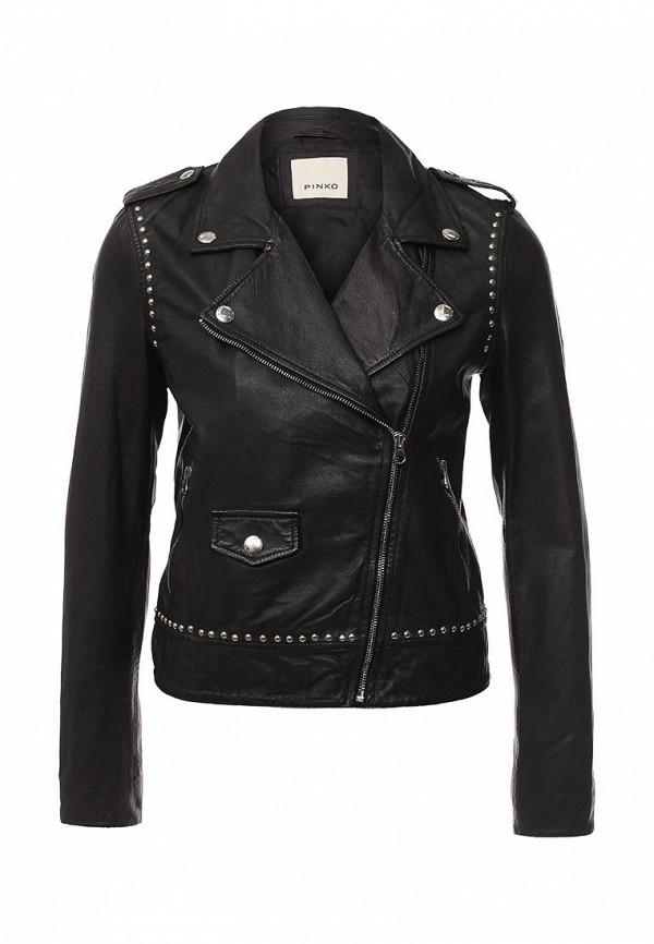 Кожаная куртка Pinko (Пинко) 1G12A8-Y34Q