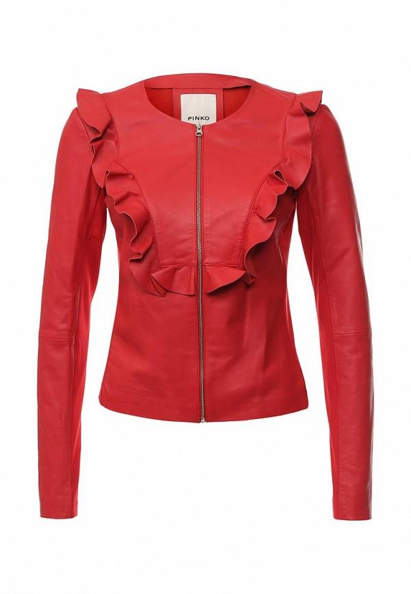 Куртка кожаная Pinko 1G12AJ-Y2YD