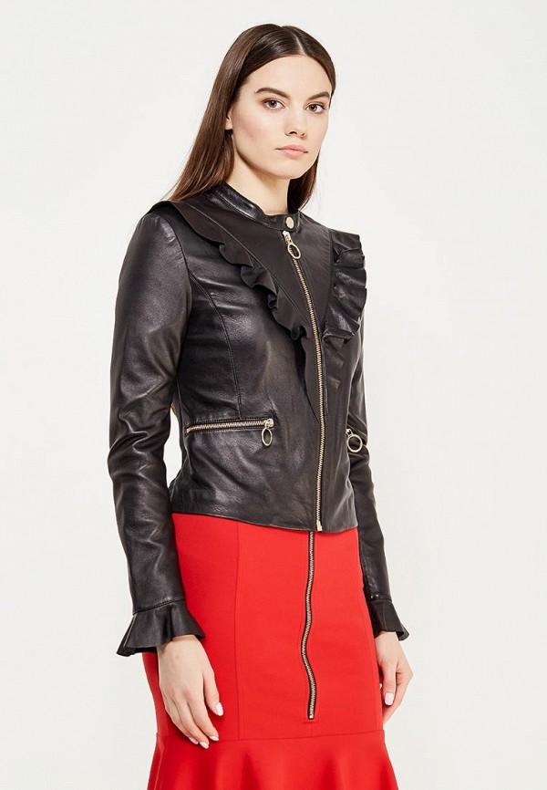 цена Куртка кожаная Pinko Pinko PI754EWUKK71 онлайн в 2017 году