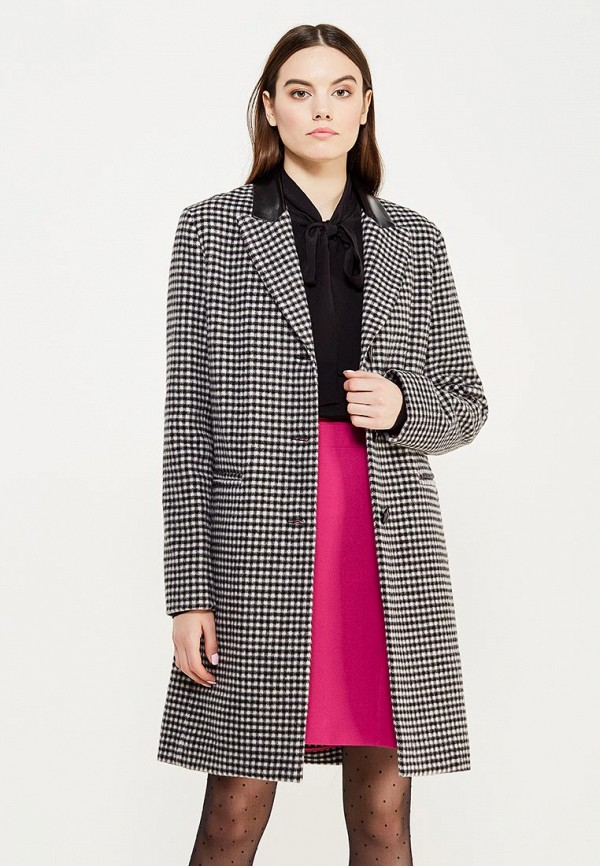 Пальто Pinko Pinko PI754EWUKK75 pinko black пальто
