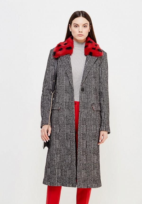 Пальто Pinko Pinko PI754EWUKK78 pinko black пальто