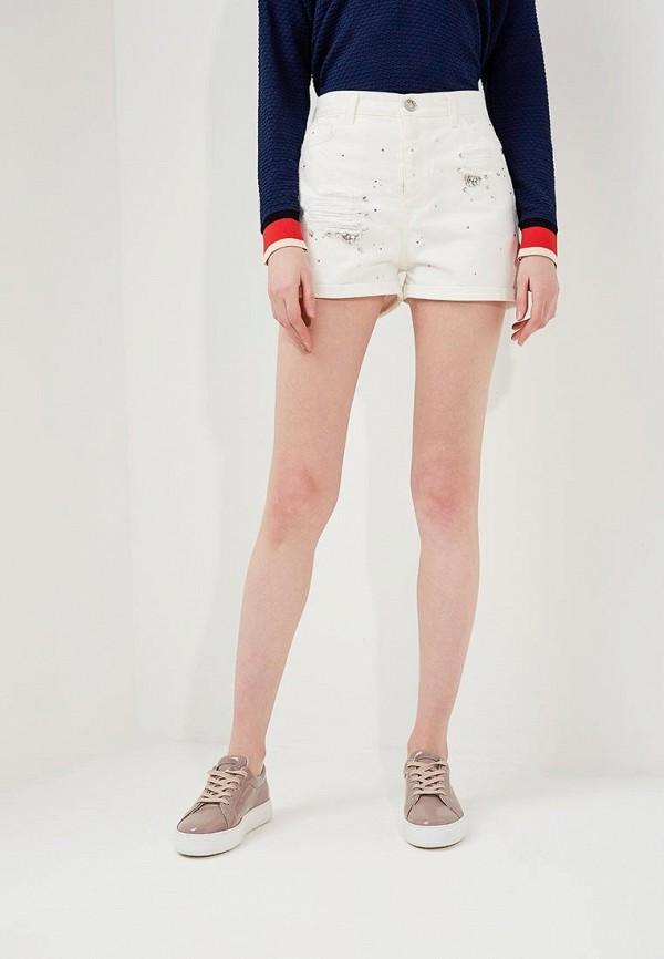 Шорты джинсовые Pinko Pinko PI754EWYWX75 джемпер pinko pinko pi754ewywx55