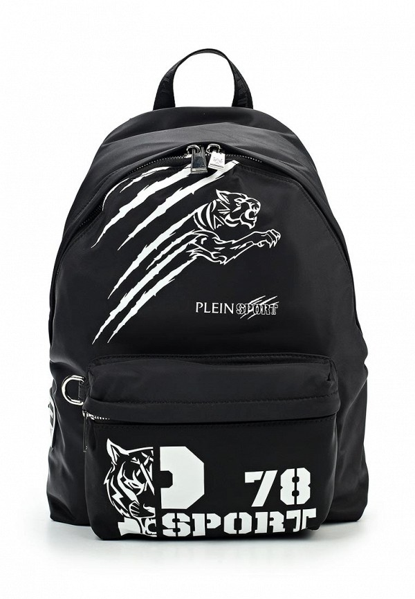 Рюкзак Plein Sport Plein Sport PL007BMUMR32 рюкзак caribee trek цвет черный 32 л