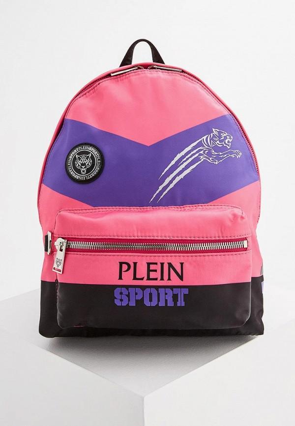 Рюкзак Plein Sport Plein Sport PL007BWYWU27