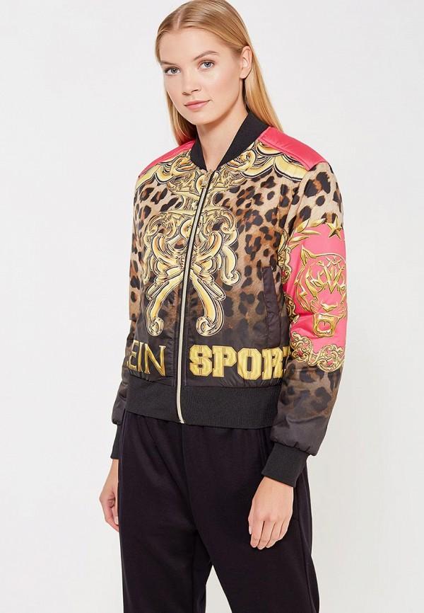Куртка утепленная Plein Sport Plein Sport PL007EWTUJ27