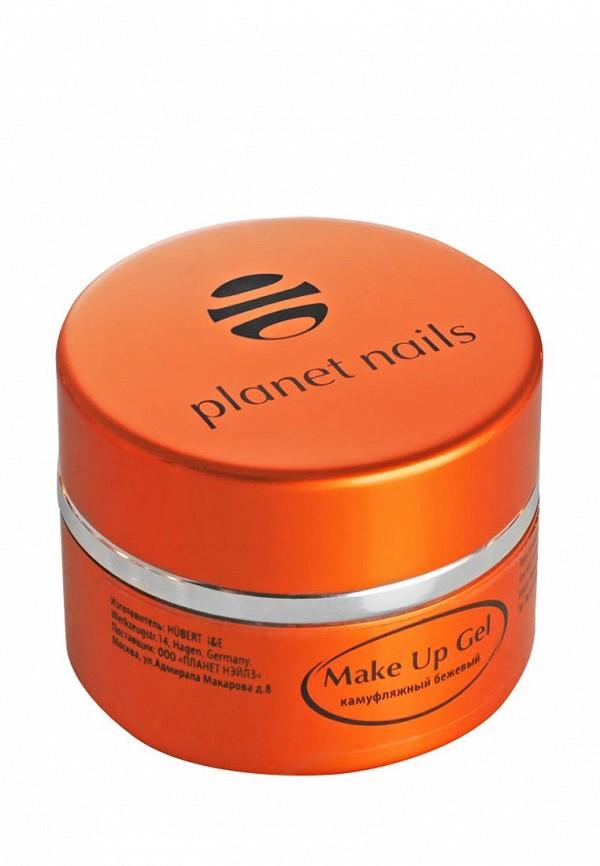 Гель-лак для ногтей Planet Nails Planet Nails PL009LWANGT0 гель лаки planet nails гель краска без липкого слоя planet nails paint gel неоново желтая 5г