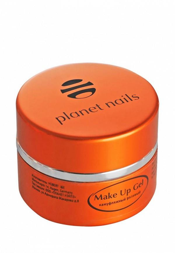 Гель-лак для ногтей Planet Nails Planet Nails PL009LWANGT1 гель лаки planet nails гель краска без липкого слоя planet nails paint gel неоново желтая 5г