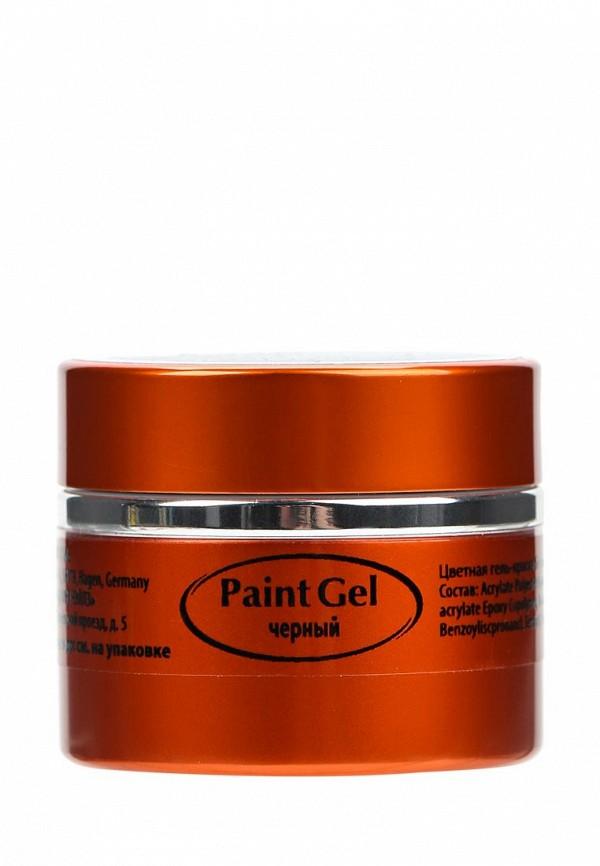 Купить Гель-краска для ногтей Planet Nails, Paint Gel - 11902 Черный, 5 г, PL009LWANGZ1, черный, Весна-лето 2018