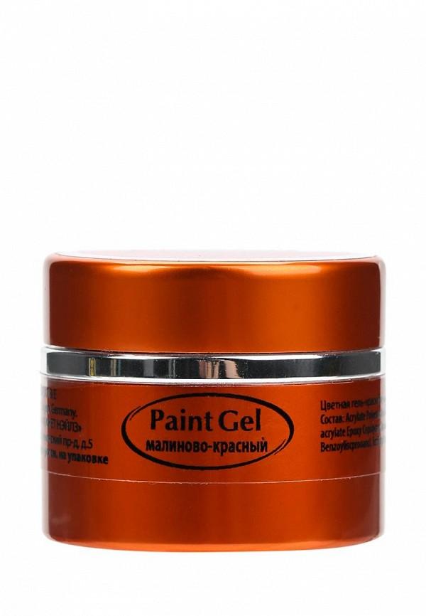 Купить Гель-краска для ногтей Planet Nails, Paint Gel - 11906 Малиново-красный, 5 г, PL009LWANGZ5, розовый, Весна-лето 2018