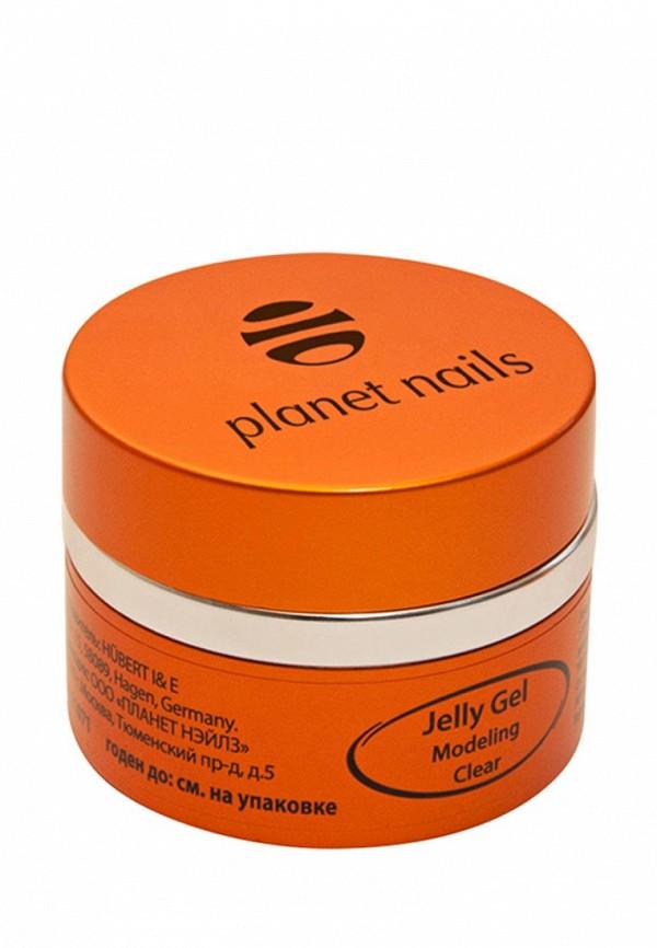 Гель-лак для ногтей Planet Nails Planet Nails PL009LWANHA6 гель лаки planet nails planet nails 11071 гель желе planet nails modeling clear jelly gel конструирующий прозрачный 30г