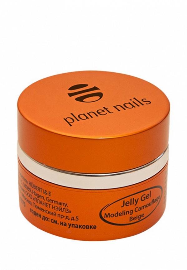 Гель-лак для ногтей Planet Nails Planet Nails PL009LWANHB0 гель лаки planet nails planet nails 11071 гель желе planet nails modeling clear jelly gel конструирующий прозрачный 30г