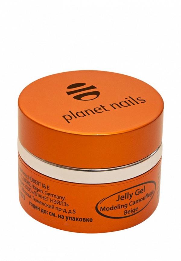 Гель-лак для ногтей Planet Nails Planet Nails PL009LWANHB1 гель лаки planet nails гель planet nails hochglanzgel гель финиш с высоким глянцем 30г
