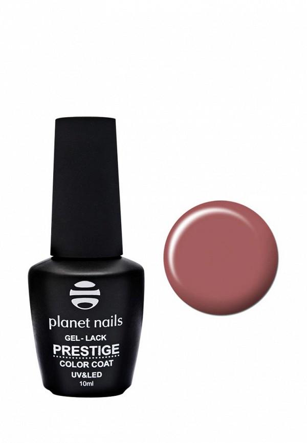 Купить Гель-лак для ногтей Planet Nails, PRESTIGE - 512, 10 мл бежево-красный, PL009LWANHC8, розовый, Весна-лето 2018