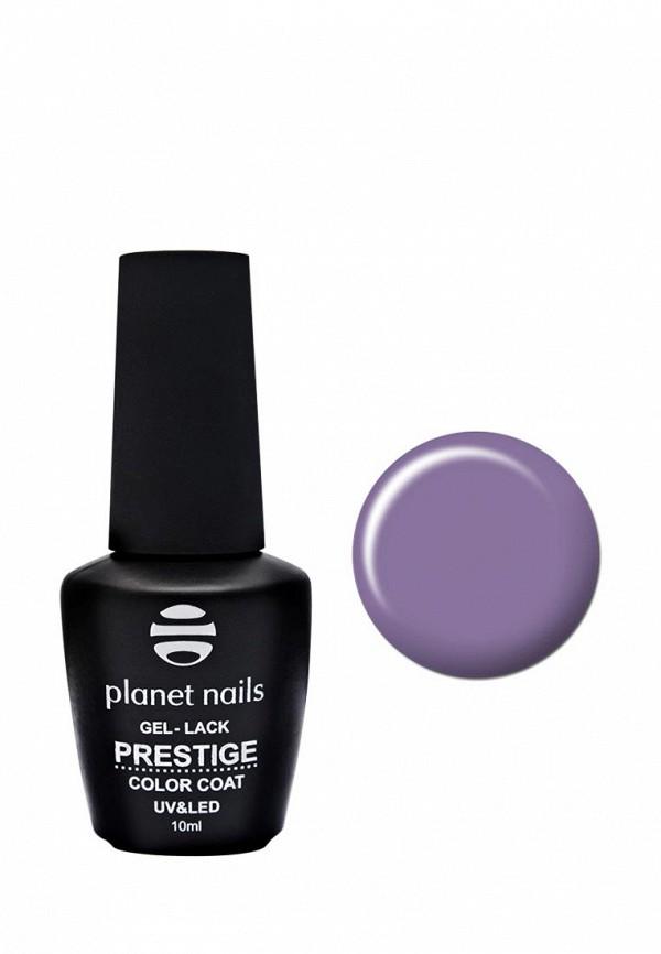 Купить Гель-лак для ногтей Planet Nails, PRESTIGE - 521, 10 мл приглушенный сиреневый, PL009LWANHD7, фиолетовый, Весна-лето 2018