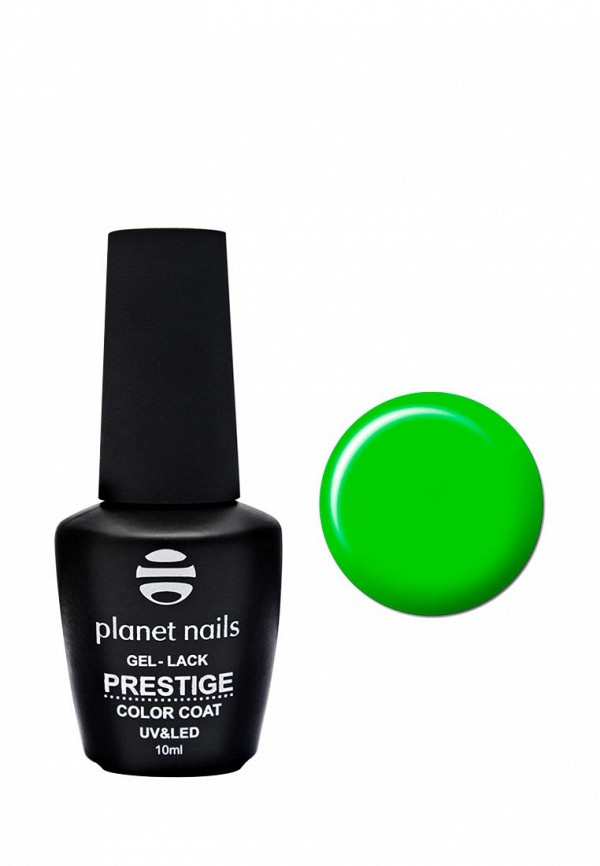 Гель-лак для ногтей Planet Nails Planet Nails PL009LWANHF0 гель лаки planet nails гель краска без липкого слоя planet nails paint gel неоново желтая 5г