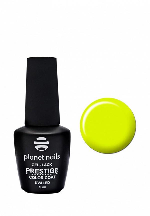 Гель-лак для ногтей Planet Nails Planet Nails PL009LWANHF1 гель лаки planet nails гель краска без липкого слоя planet nails paint gel неоново желтая 5г