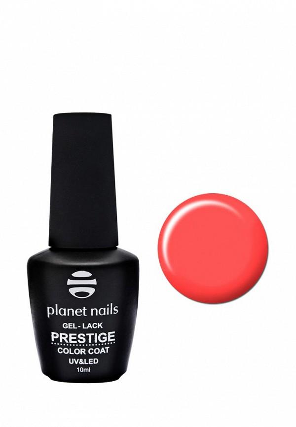Гель-лак для ногтей Planet Nails Planet Nails PL009LWANHF4 гель лаки planet nails гель краска без липкого слоя planet nails paint gel неоново желтая 5г