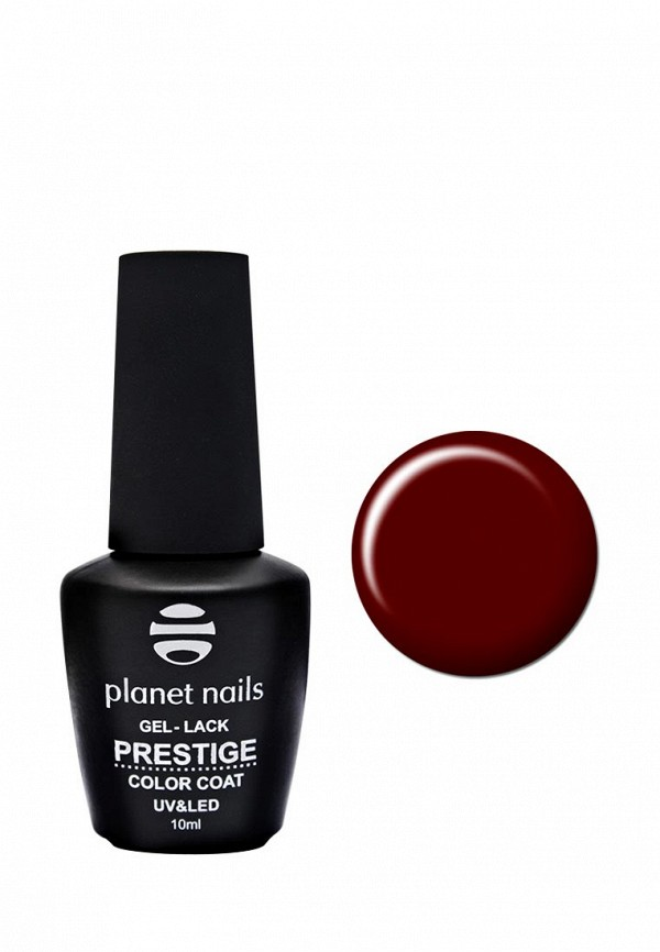 Купить Гель-лак для ногтей Planet Nails, PRESTIGE - 544, 10 мл темно-красный, PL009LWANHG0, бордовый, Весна-лето 2018