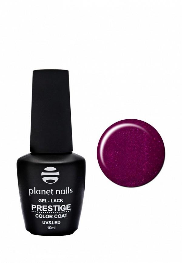 Гель-лак для ногтей Planet Nails Planet Nails PL009LWANHG4 гель лаки planet nails гель краска без липкого слоя planet nails paint gel неоново желтая 5г