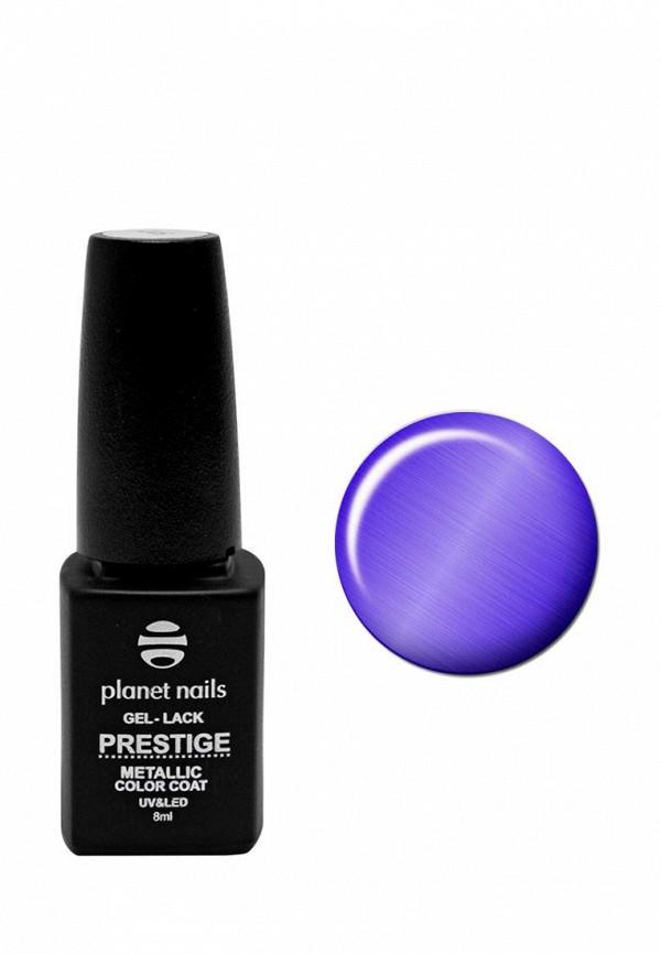 Гель-лак для ногтей Planet Nails Planet Nails PL009LWANHJ6 гель лаки planet nails гель краска без липкого слоя planet nails paint gel неоново желтая 5г